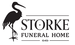 Storke Funeral Home Logo