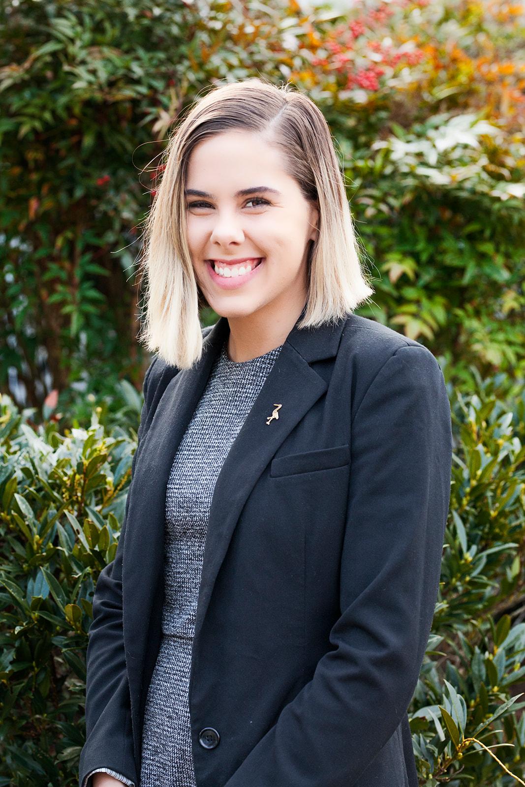 Chelsea Hogan, Funeral Service Intern - Storke Funeral Home